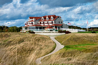Club House - Arcadia Bluffs G.C.