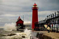 Surfs Up in Grand Haven