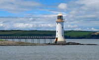 Ireland - Tarbert Lighthouse - Shannon River