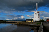 Ireland - Blennerville Windmill in Tralee