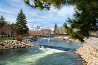Truckee River - Downtown Reno, Nevada