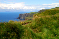 Ireland - Grasses of Moher